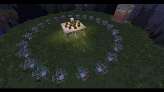 Minecraft XBOX 360 Edition: How to build a Hunger Games Cornucopia