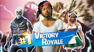 WEEKEND FORTNITE WINS PACKS LIVE PT3 - LET'S GET IT!