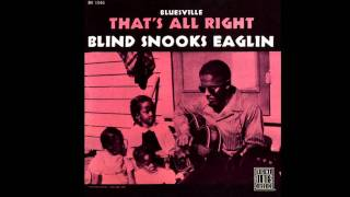 Blind Snooks Eaglin - That