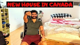 MY NEW HOUSE IN CANADA