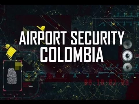 Airport Security Colombia - Medizinischer Notfall