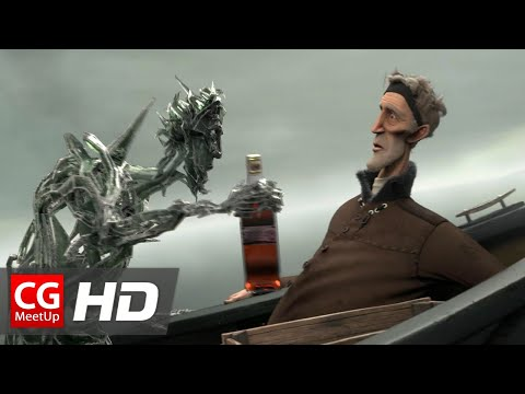 "CGI Animated Short Film HD: ""The Albatross Short Film"" by Joel Best, Alex Jeremy, Alex Karonis"