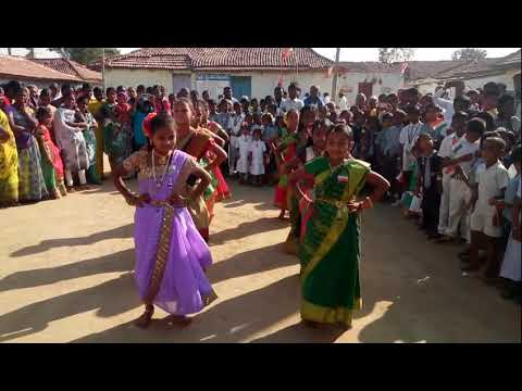 Puttamida Palapitta Song by Raghothampally School