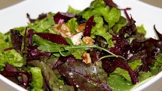 #Салат со свёклой и сыром #Рокфор / Salad with beets and cheese #Roquefort / Моя Dolce vita