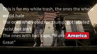 Tom Macdonald - White Trash (Lyrics) feat. Madchild