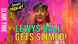 Lewys Ball gets slimed!