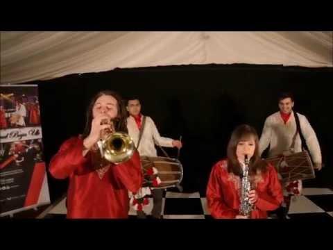 5 Piece Band Baja