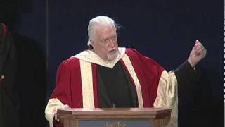 Jon Lord - Honorary Degree - University of Leicester
