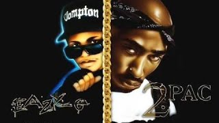 2pac feat  eazy e   Real G