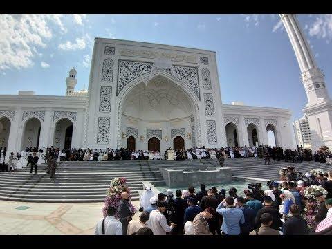 Открытие мечети--ОБЕРНУЛОСЬ ПОЛНЫМ