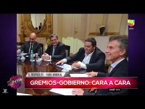 """""""Intratables"""" con Santiago del Moro (Parte 2 HD) - 20/04/17"""