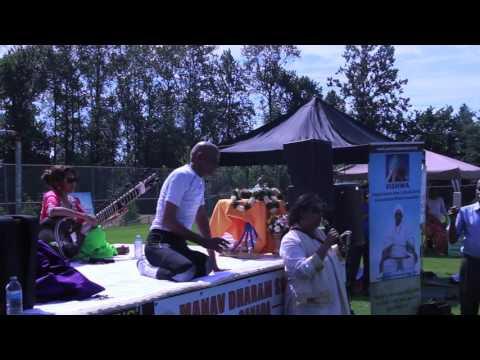 Internaion Yoga Day Surrey British Columbia
