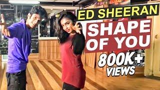 ed sheeran shape of you   ridy sheikh choreography