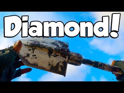 DIAMOND SHOVEL! (Call of Duty WW2 Diamond Shovel)