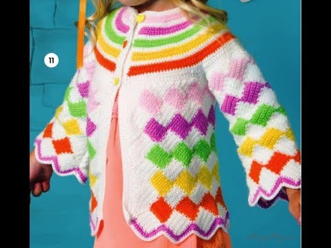 Free English Crochet Patterns For Crochet Cardigan Pattern Baby