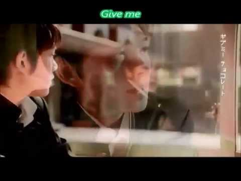 DISH//- ギブミーチョコレート!/Give Me Chocolate! 「On-Screen Lyrics」