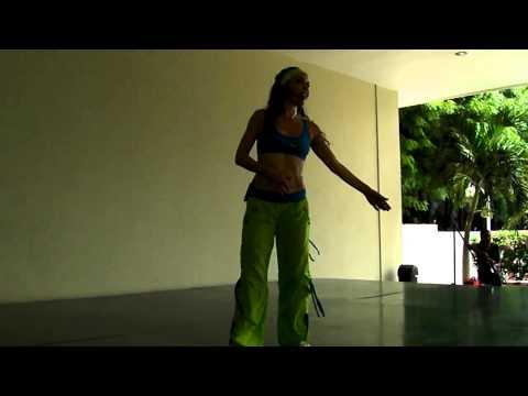 Mueve la cadera Zumba Fitness con Regina Bernheim