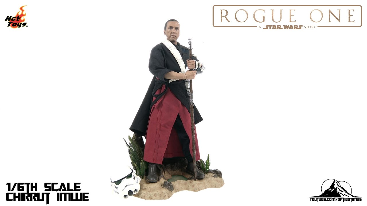 osw.zone Optibotimus Reviews: Star Wars Rogue One CHIRRUT ÎMWE by Paul ReinhartGET YOURS ...