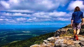 Beautiful Mountain Top Camṗing | Dome Life