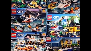lego city advent calendar 2017 instructions
