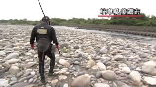 【いつでも釣り気分!】#109 戻りし好敵手を追う!長良川のサツキマス