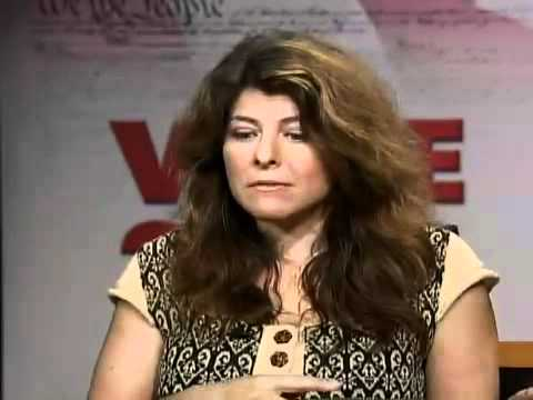 One to One: Naomi Wolf, author, Give Me Liberty: A Handbook for American Revolutionaries