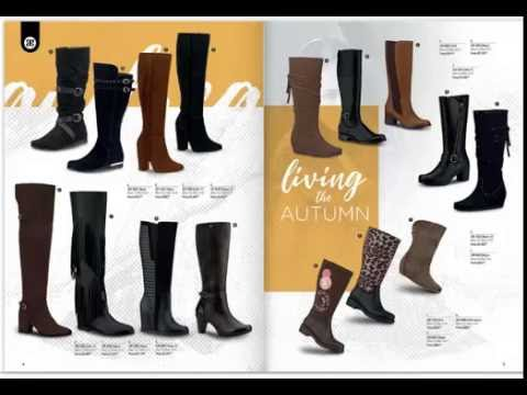 Catalogo de botas andrea 2016 oi zapatos youtube for Catalogo bricoman elmas 2017