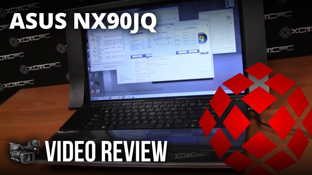 Asus NX90JQ Notebook Chicony Camera Drivers Mac