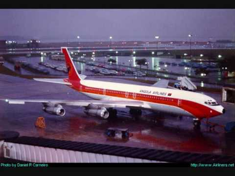 Taag Angola Airlines.wmv