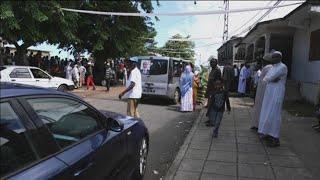 Comores, SCANDALE DE VENTE DE PASSEPORTS