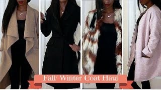 Winter Coat Haul Collection