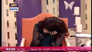 What Happened After When Shabir Jaan Insulted Nida Yasir & Left the Show - Must Watch