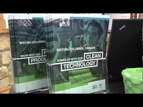 Premier highlights clean tech sector at GLOBE 2012 Conference