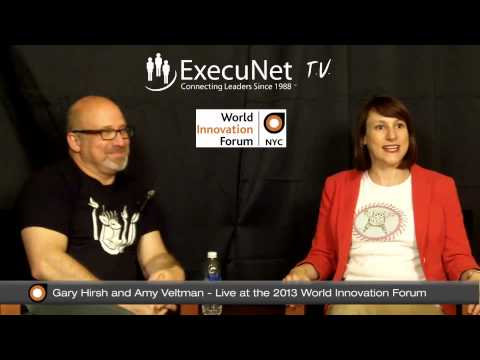 ExecuNet Interview, Gary Hirsh/Amy Veltman part 2, WIF 2013