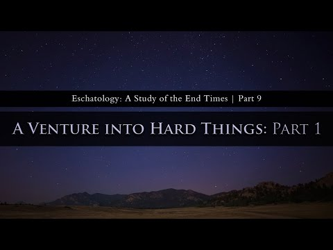 A Venture into Hard Things: Part 1 - Tim Conway