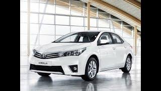 Самый Продаваемый Автомобиль - Toyota Corolla