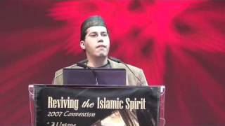 Sheikh Abdelkarim Edghouch at the RIS-Canada-Very beautiful