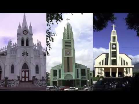 Building - Houses - Churches in Costa Rica