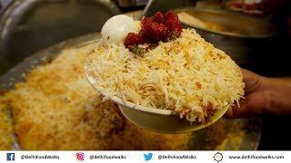 World Famous Hyderabadi CHICKEN BIRYANI | Biryani MAKING & Tasting