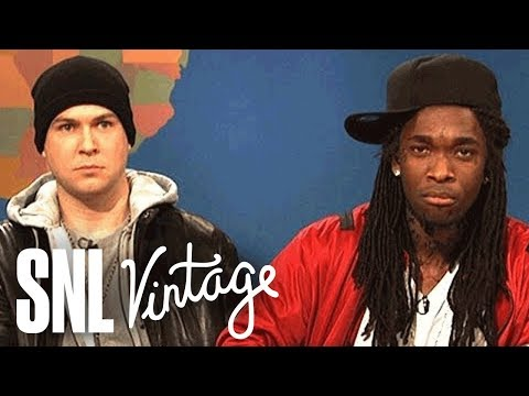 Weekend Update: Lil Wayne and Eminem on Their Valentine's Day Single  SNL
