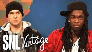Weekend Update: Lil Wayne and Eminem on Their Valentine's Day Single - SNL