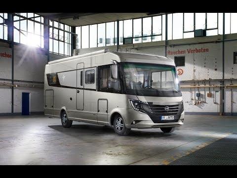 Luxury RV review : Niesmann+Bischoff Arto 76L