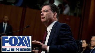 James Comey under fire after reportedly being investigated over leaks