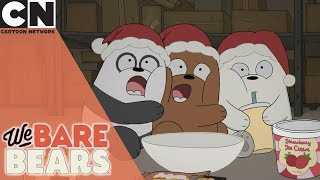 We Bare Bears | Christmas Trouble | Cartoon Network UK