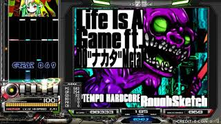 """[BEATMANIA IIDX 25 CANNON BALLERS] Life Is A Game ft.DD""""ナカタ""""Metal SPA FC !"""