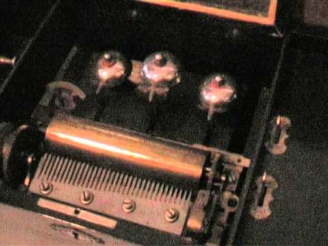10 tune music box
