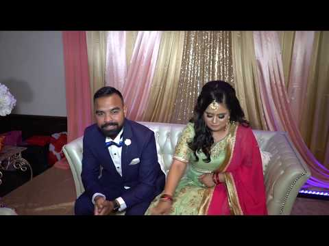Engagement Gagan & Pooja Video by Studio 7 Production | Same Day Edit