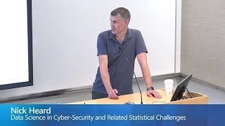 Data Science in Cyber-Security and Related Statistical Challenges