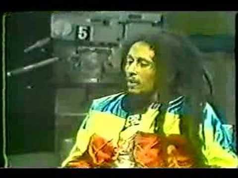 Bob Marley - USA Interview