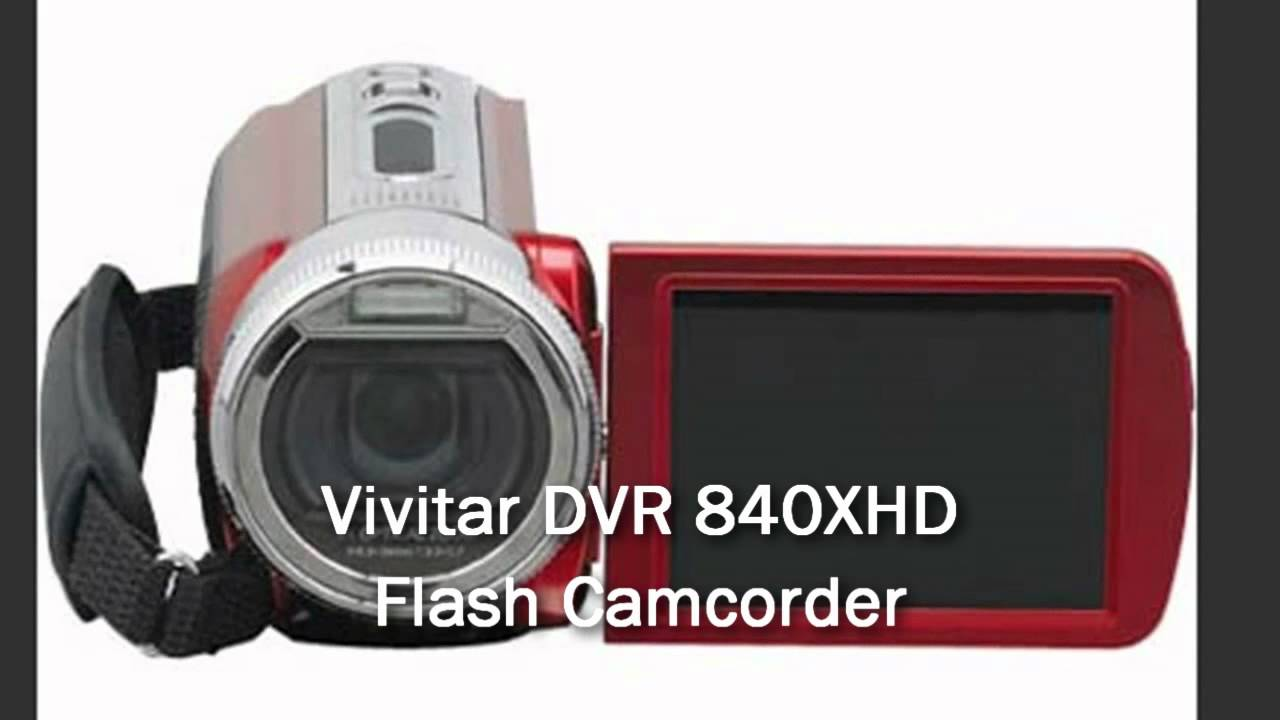 vivitar dvr 840x hd review youtube rh youtube com Vivitar ViviCam Instruction Manual Vivitar Camcorder